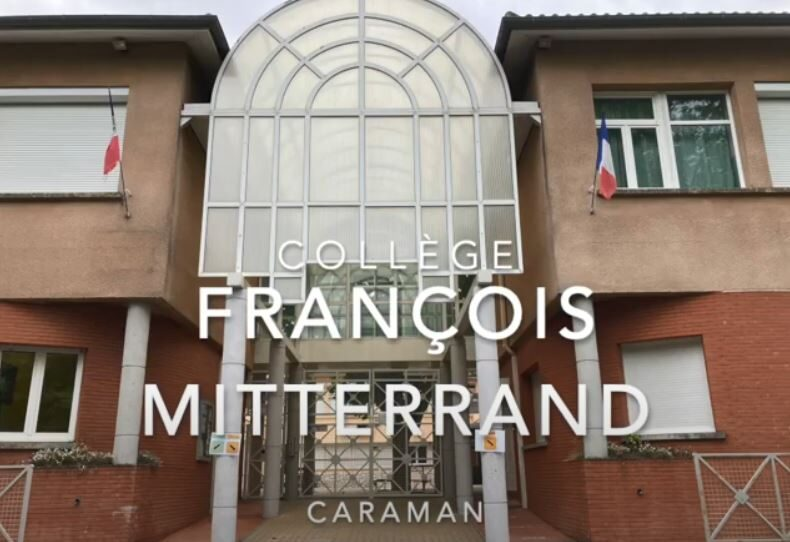 Visite virtuelle du Collège François MItterrand